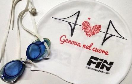 Cuffia Genova nel Cuore