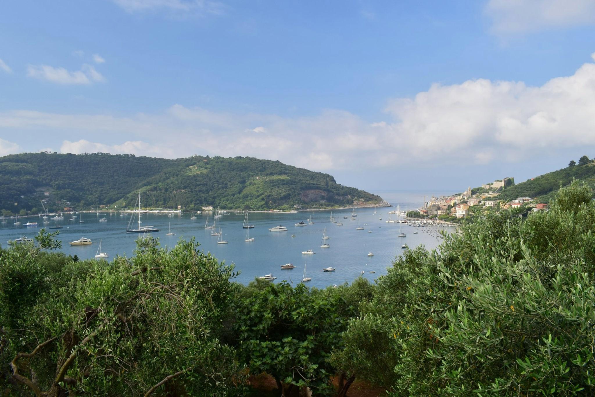 Portovenere e l'isola Palmaria